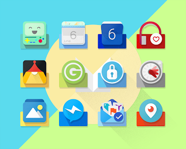 HORIZON - Icon Pack v2.3