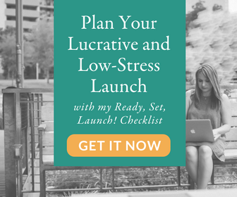 Get my launch checklist free