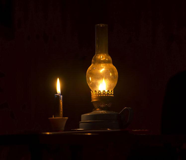 Image result for eskom no lights photo