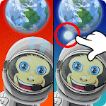 Space Adventure 10 Differences Icon