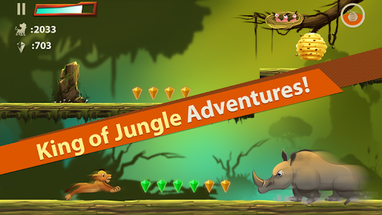 Lion Kingdom - Adventure King- screenshot thumbnail