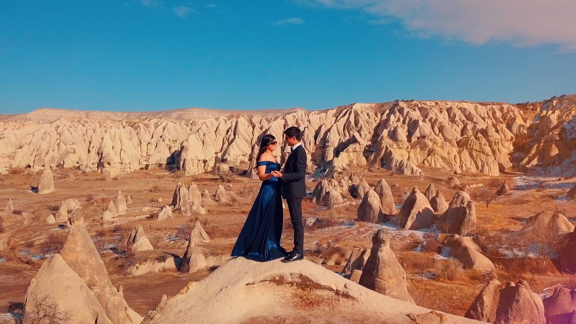 Photoset - Yusufbek & Nargiza