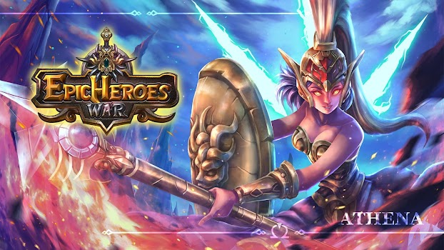 Epic Heroes War: Gods Battle