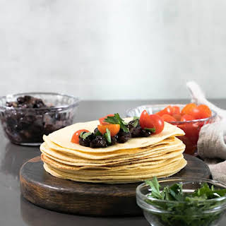 Almond Flour Tortillas.