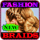 Download Learn easy fashion braids For PC Windows and Mac