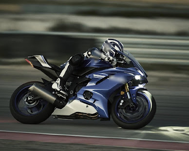 New Wallpapers Yamaha YZF R6 2017