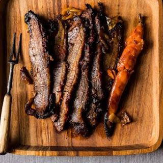 The Best Ever Make-Ahead Brisket of Beef.