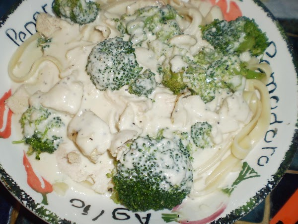Creamy Garlic Alfredo Sauce Recipe