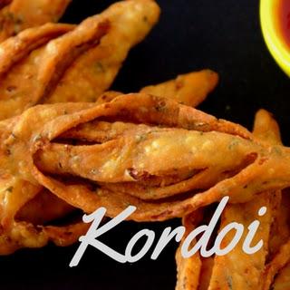 Easy Indian Snacks | assamese savoury kordoi.