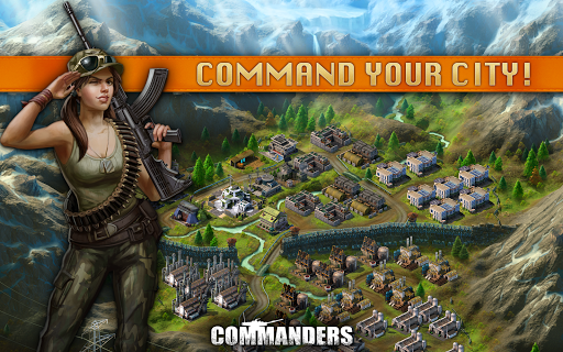 Commanders screenshot 10