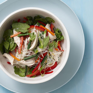 Thai Chicken and Vermicelli Noodle Salad
