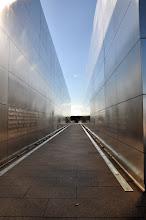 Photo: Empty Sky 9/11 memorial