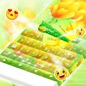 Yellow Summer Flowers Keyboard icon