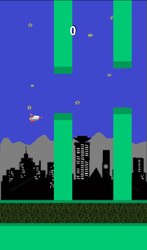 Flappy Missile- Addictive Game- screenshot