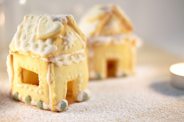 Small Clementine Houses Recipe