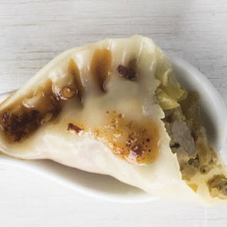 Jerk Turkey Dumplings.
