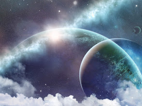 Photo: universo y energías