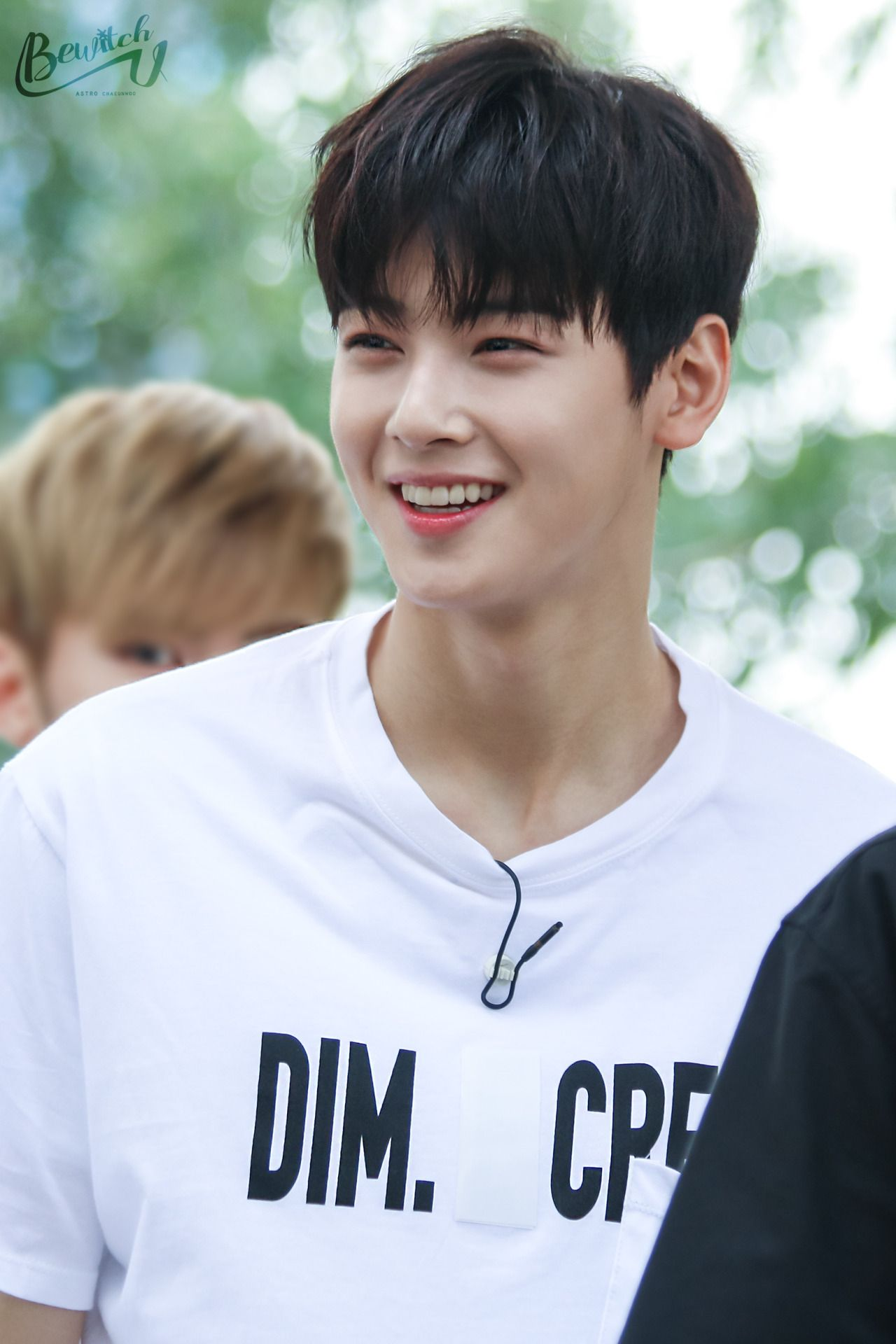 "We ended up dating briefly,"" said Cha Eun Woo, ""but being a trainee and all."