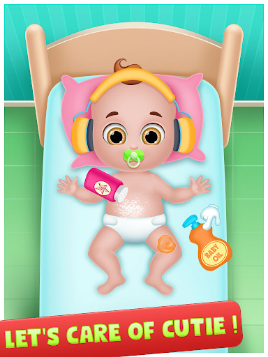 Pregnant Mommy - Newborn Baby Care screenshots 7