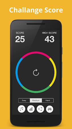 Crazy Wheel: Swap color switch 1.3 screenshot 943319