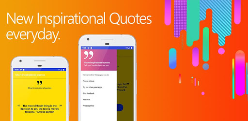 Short Inspirational Quotes Aplikacije Na Google Playu