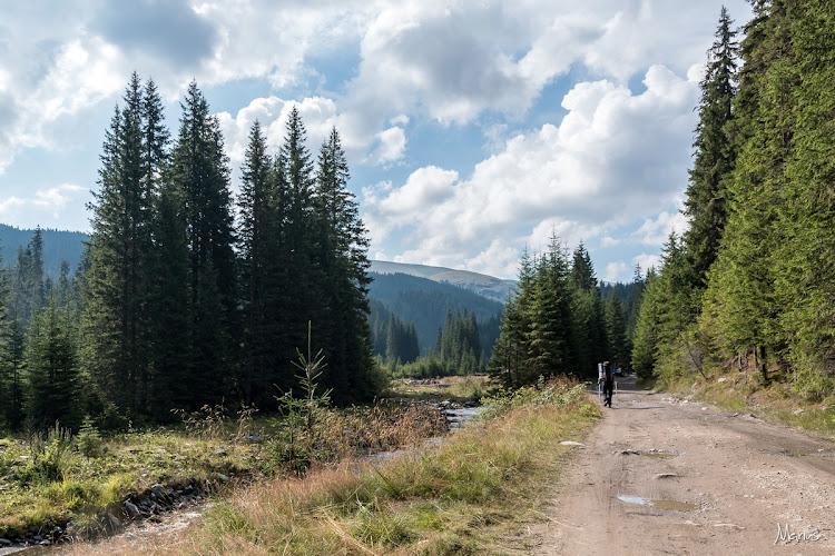 Valea Lotrului, foto Marius