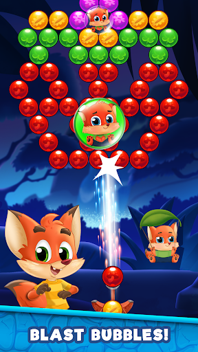 Bubble Friends Bubble Shooter Pop 1.3.17 screenshots 1