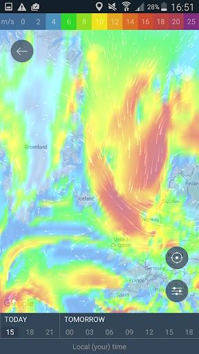 WINDY: wind & weather forecast v3.6.0 [Pro]