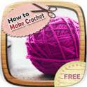 Crochet Knitting Stitches icon