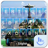 Cristo Redentor Keyboard Theme