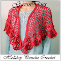 poncho crochet for holiday