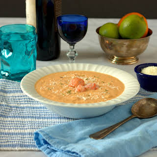 Langostino Lobster Bisque.