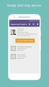 Swarm Auto Check-in – Trial 4