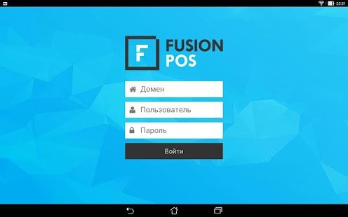 Fusion POS - náhled