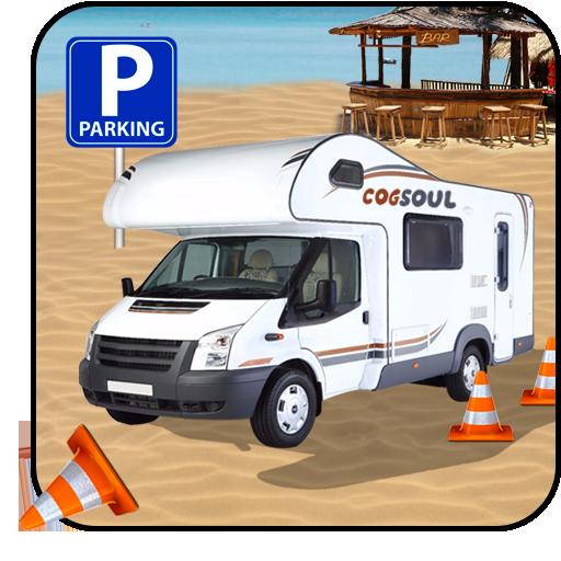 Camper Van Parking Simulator