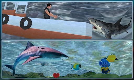 玩免費動作APP|下載饥饿的大白鲨3D复仇 app不用錢|硬是要APP