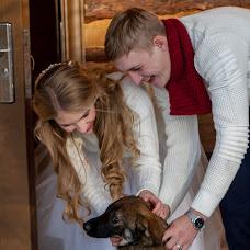 Wedding photographer Nikita Romanov (ROMANoff). Photo of 14.01.2018
