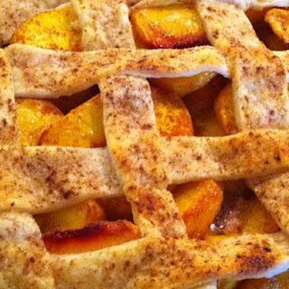 Peach Pie With Fresh Peaches Recipes
