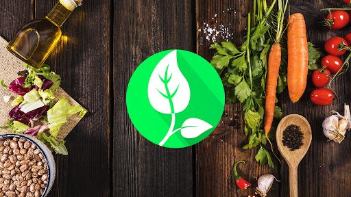 Vegetarian and Vegan Recipes: Diet and Nutrition screenshot 1