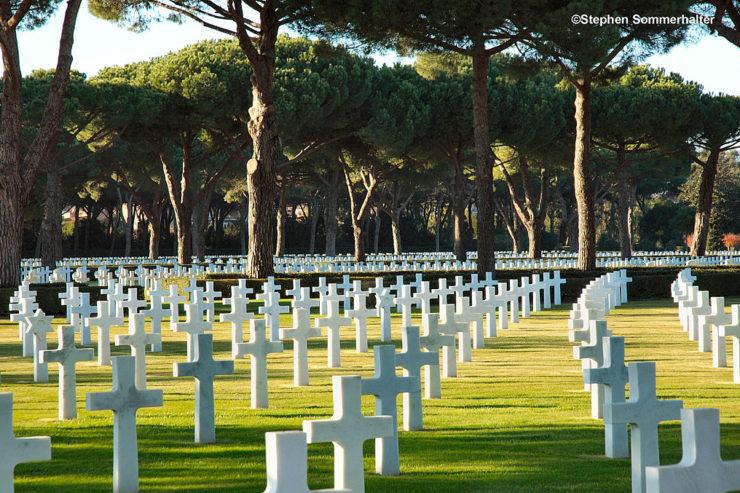 Đức Thánh Cha sẽ đến viếng nghĩa trang của người Mỹ ở Nettuno