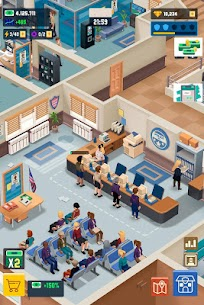 Idle Police Tycoon MOD (Free Shopping) 5