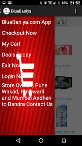 BlueBaniya Online Local Grocer screenshot 1