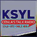 KSYL Cenla's Talkradio icon