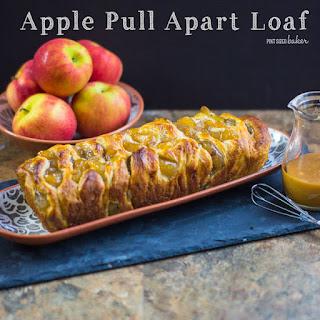Pull Apart Apple Bread