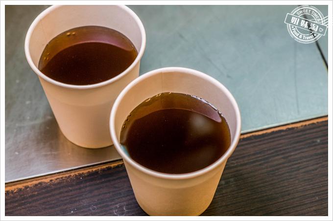 東東迷你石頭火鍋紅茶