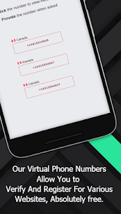 Temp Number – Free Virtual Phone Numbers Apk  Download For Android 4