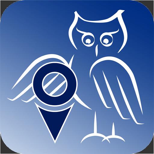 Corcanoe GPS Tracker Locator Icon