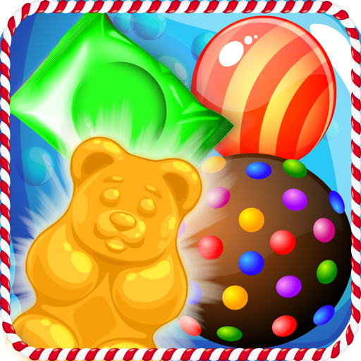 Gummy Bear Rush (game)