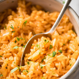 Mexican Red Rice.