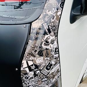ハイエースバン TRH200V S-GL H20のカスタム事例画像 たぐやん@黒バンパー愛好会さんの2020年07月27日07:18の投稿